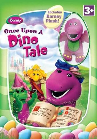 Barney - Once Upon a Dino Tale (With Easter Plush