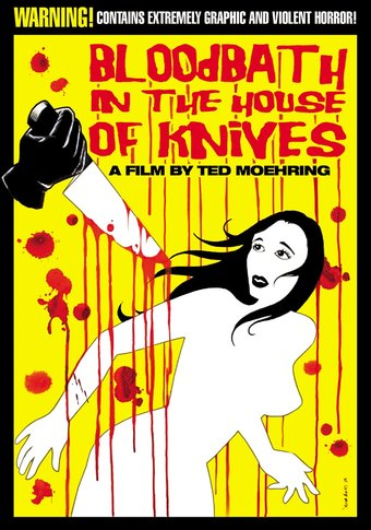 "Bloodbath in the House of Knives - 11"" x 17"""