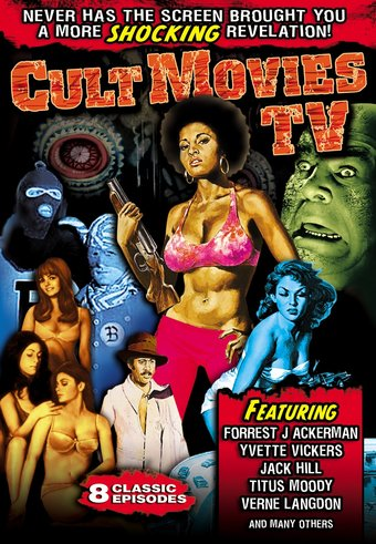 "Cult Movies TV - 11"" x 17"" Poster"