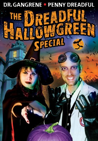 "The Dreadful Hallowgreen Special - 11"" x 17"""
