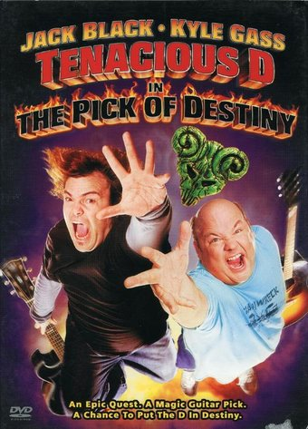 Tenacious D In: The Pick of Destiny