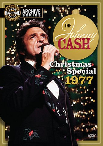 Johnny Cash Christmas Special 1977 Dvd Starring Jerry