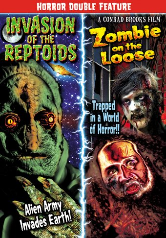 Horror Double Feature: Invasion of the Reptoids