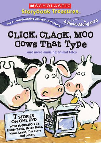 Click Clack Moo-Cows That Type & More Amusing