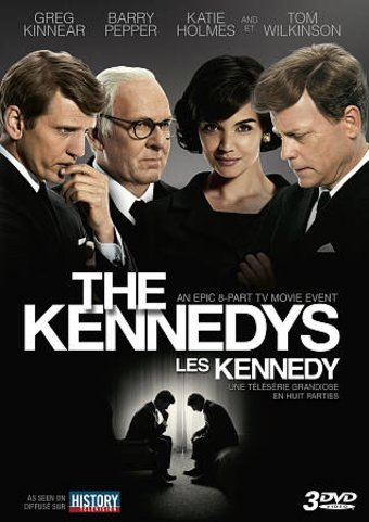 The Kennedys (3-DVD)