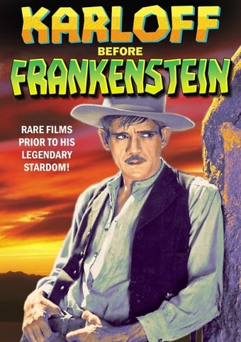 Karloff Before Frankenstein: The Utah Kid /