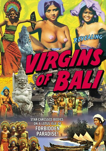 Virgins of Bali (Land of Love and Romance) - 11""