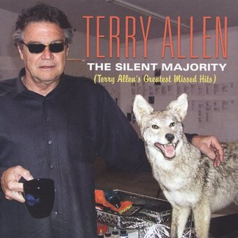 The Silent Majority: Terry Allen's Greatest