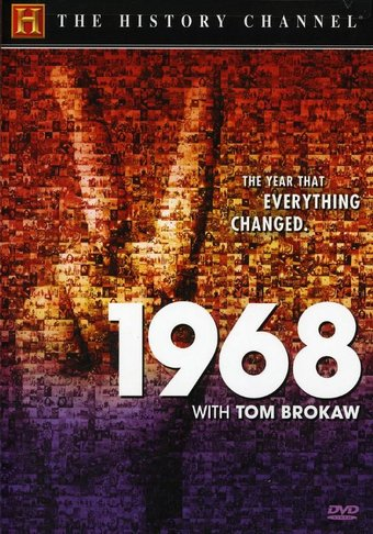 History Channel: 1968 with Tom Brokaw