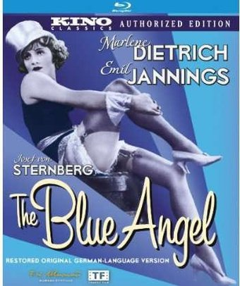 The Blue Angel (Blu-ray)