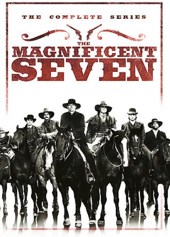 The Magnificent Seven - Complete Series (5-DVD)