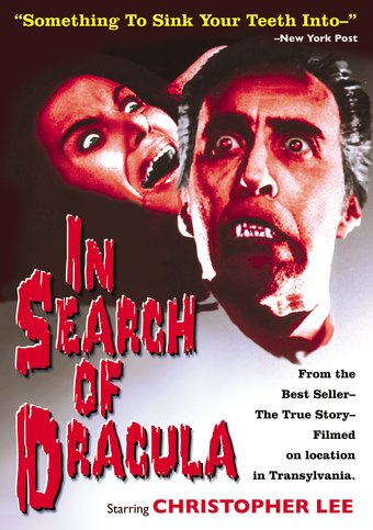 "In Search of Dracula - 11"" x 17"" Poster"