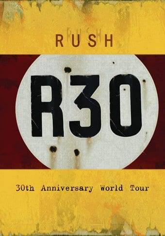 Rush - R30: 30th Anniversary Tour (Widescreen)