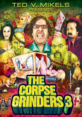 "The Corpse Grinders 3 - 11"" x 17"" Poster"