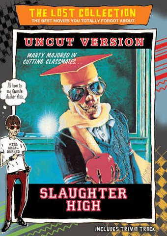 Slaughter High (The Lost Collection)