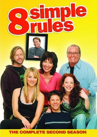8 Simple Rules - Complete 2nd Season (3-DVD)