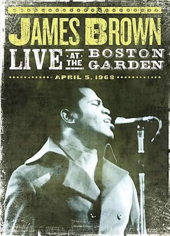 Live At Boston Garden: April 5, 1968