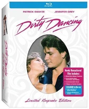 Dirty Dancing (Blu-ray, Limited Keepsake Edition,