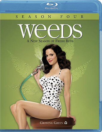Weeds - Season 4 (Blu-ray)