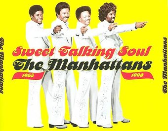 Sweet Talking Soul 1965-1990 (3-CD Box Set)