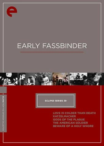 Early Fassbinder (5-DVD)