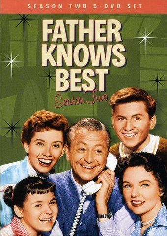 Father Knows Best - Season 2 (5-DVD)