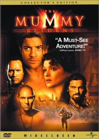 The Mummy Returns (Widescreen)