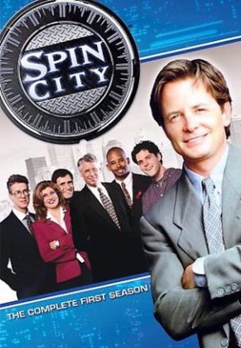 Spin City - Season 1 (4-DVD)