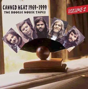 The Boogie House Tapes, Volume 2: Canned Heat