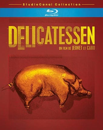 Delicatessen [Import] (Blu-ray)