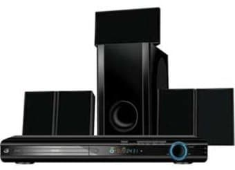 GPX HT219B 5.1-Channel DVD Home Theater System