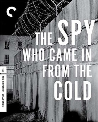 The Spy Who Came In from the Cold (Blu-ray)