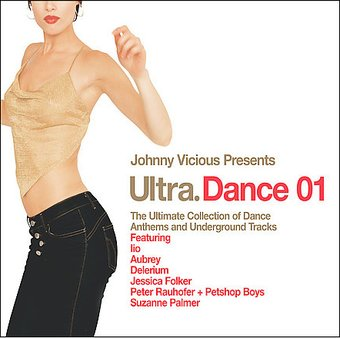 Ultra Dance 01 (2-CD)