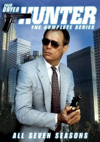 Hunter - Complete Series (28-DVD)