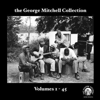 The George Mitchell Collection, Vols. 1-45 (7-CD)