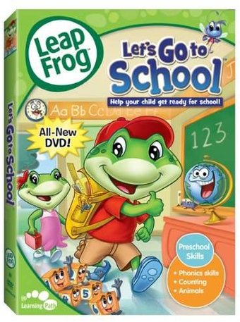 Leap Frog - Let's Go to School