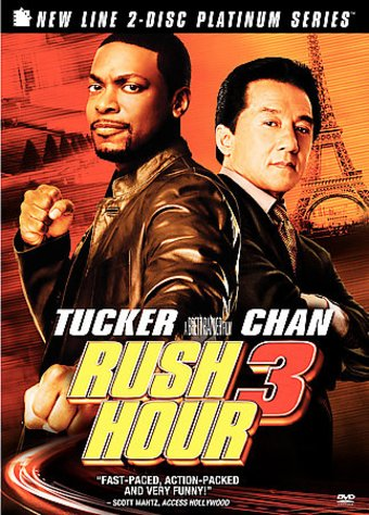 Rush Hour 3 (Special Edition) (2-DVD)