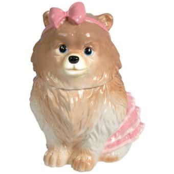 Pomeranian - Cookie Jar