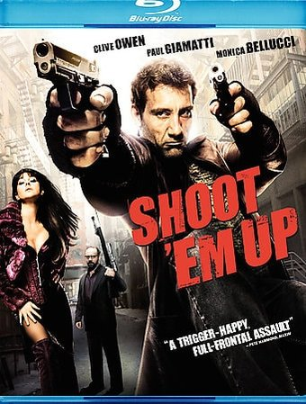 Shoot 'Em Up (Blu-ray)