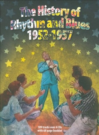 The History Of Rhythm & Blues 1952-1957 (4-CD)