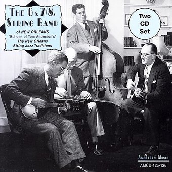 Echoes of Tom Anderson's: The New Orleans String