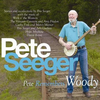 Pete Remembers Woody (2-CD)