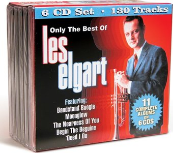 Only The Best of Les Elgart (6-CD)