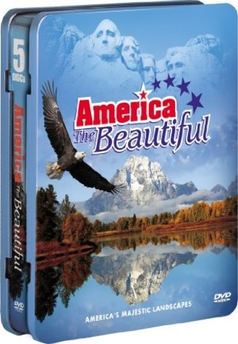 America the Beautiful: America's Majestic