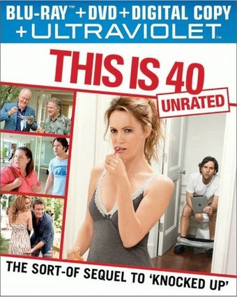 This Is 40 (Blu-ray + DVD)