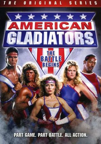 American Gladiators - Original Series: The Battle