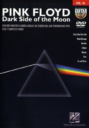 Pink Floyd Dark Side of the Moon - Guitar