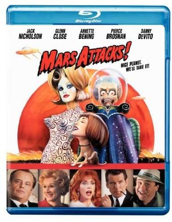 Mars Attacks! (Blu-ray)
