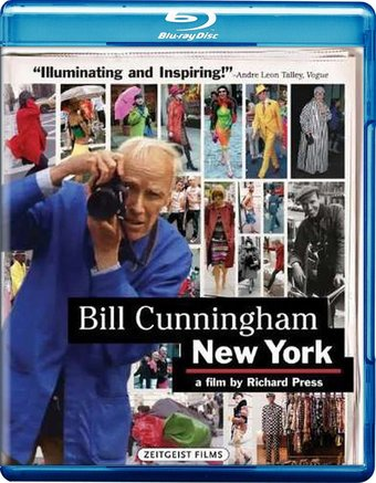 Bill Cunningham New York (Blu-ray)