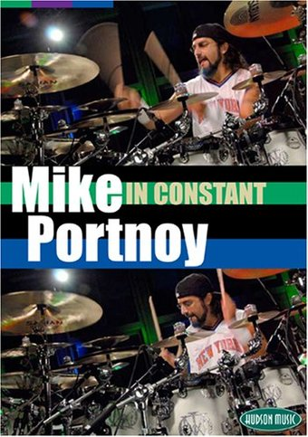 Mike Portnoy - In Constant Motion (3-DVD)